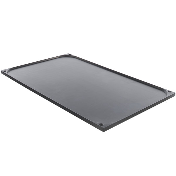 """Rational 60.71.617 12"""" x 20"""" Dual Grilling and Roasting Platter"""