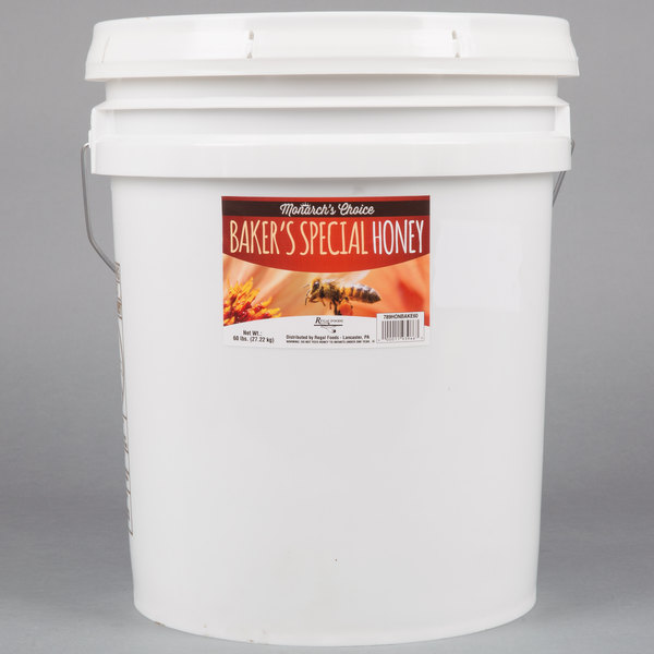 Monarch's Choice 60 lb. Baker's Special Honey