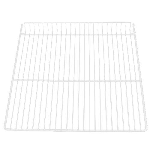 "True 915538 White Coated Wire Shelf - 16"" x 16"" Main Image 1"