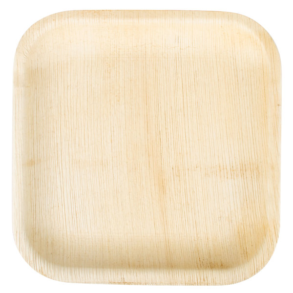 TreeVive by EcoChoice 8 inch Square Palm Leaf Plate - 100/Case  sc 1 st  WebstaurantStore & Bamboo Plates | 9"|600|600|?|9e6bf36df50d057bfe329ac686eadb5f|False|UNLIKELY|0.3368206024169922