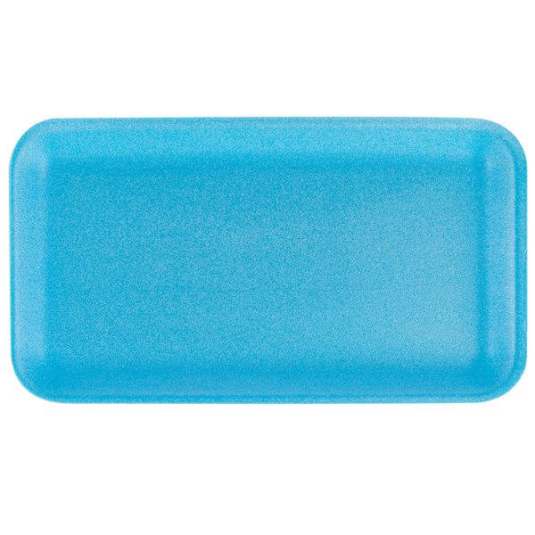 41a019dad95 CKF 88010 (#10S) Blue Foam Meat Tray 10 3/4