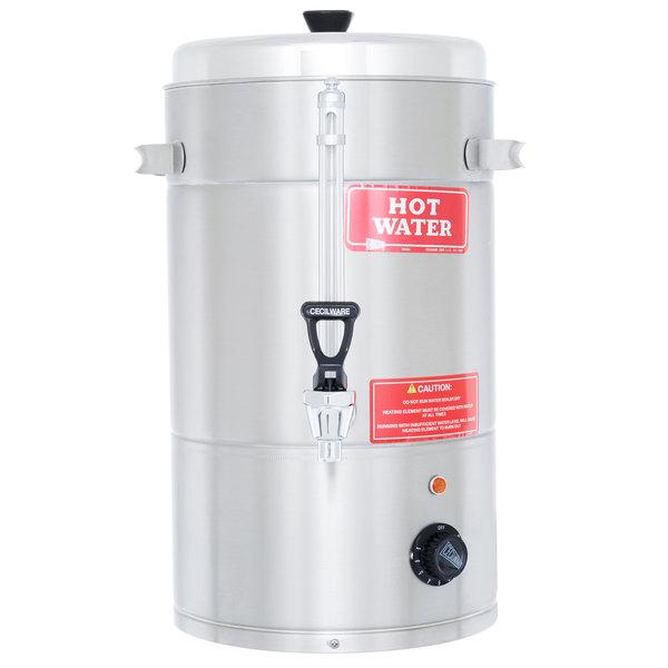 Grindmaster CS115 Portable Hot Water Boiler - 5 Gallon Capacity