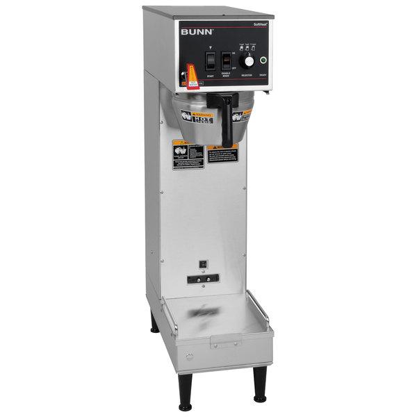 Bunn 27800.0002 Single Soft Heat Brewer - 120/240V, 4300W