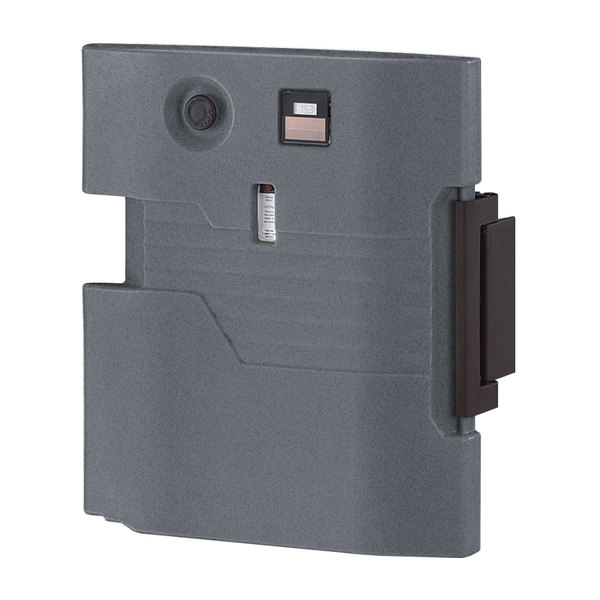 Cambro UPCHTD8002191 Granite Gray Heated Retrofit Top Door for Cambro Camcarrier - 220V (International Use Only) Main Image 1