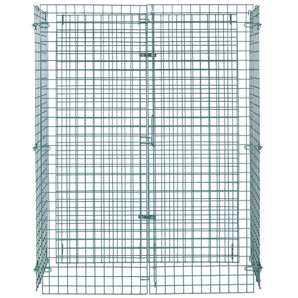 Regency NSF Green Wire Security Cage - 18\