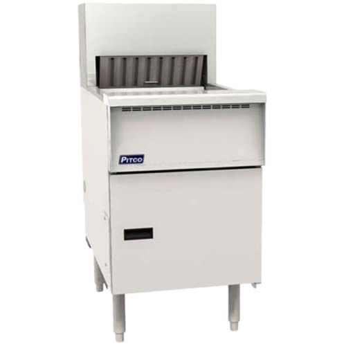 Pitco PCF-18 Crisp N' Hold Food Station with 2 Dividers - 120V