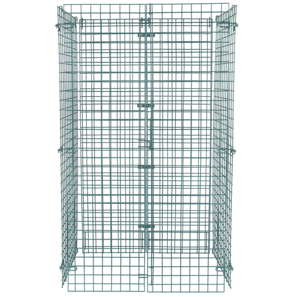 Regency NSF Green Wire Security Cage - 24\