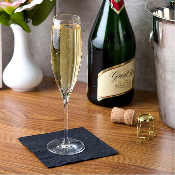 Stolzle 2150017T Classic 5 3/4 oz. Champagne Flute - 6/Pack