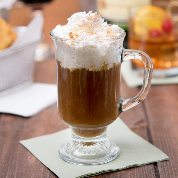 Anchor Hocking 308U 8 oz. Irish Coffee Mug - 24/Case