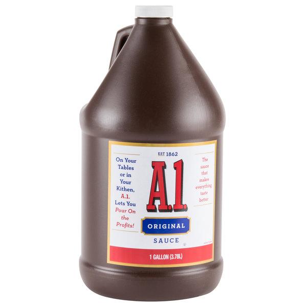 A.1. Original Steak Sauce 1 Gallon  - 2/Case