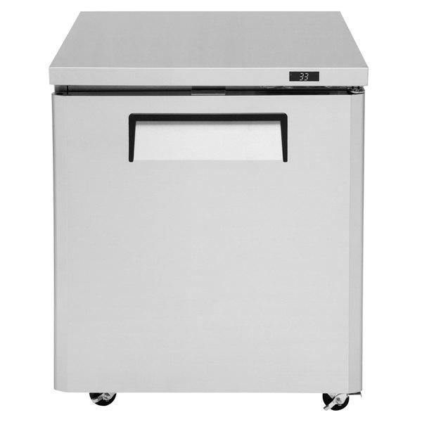 "Turbo Air MUR-28L M3 Series 28"" Low Profile Undercounter Refrigerator"