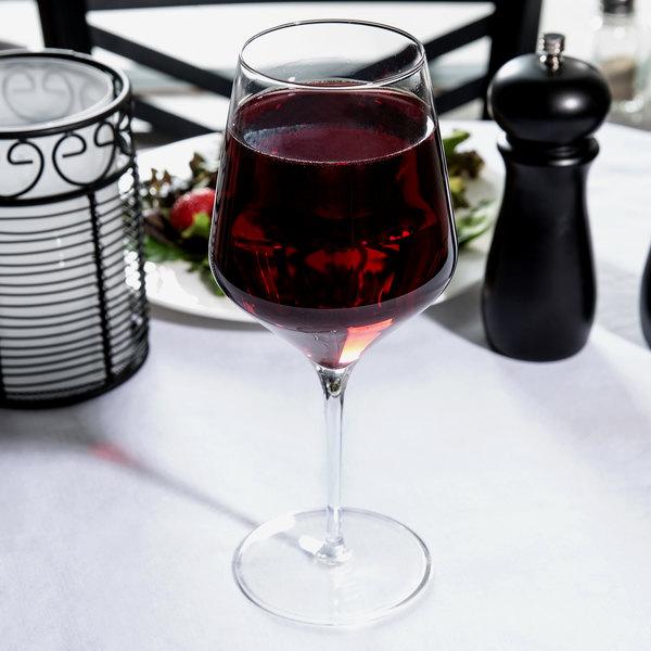 Master's Reserve 9324 Prism 20 oz. Wine Glass - 12/Case