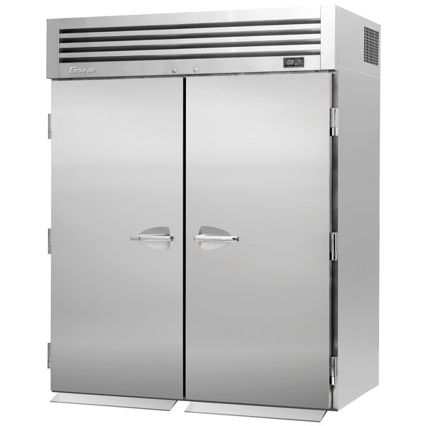 "Turbo Air PRO-50R-RI-N 67"" Premiere Pro Series Solid Door Roll-In Refrigerator Main Image 1"