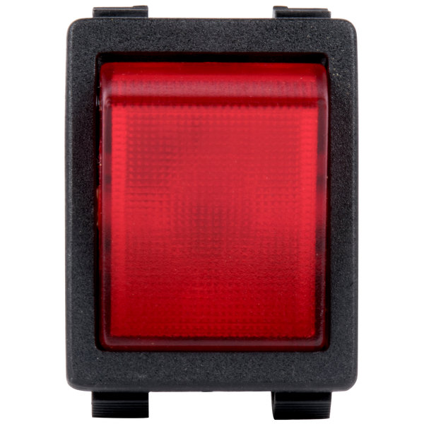 Avantco PHCD016 On / Off Rocker Switch Main Image 1
