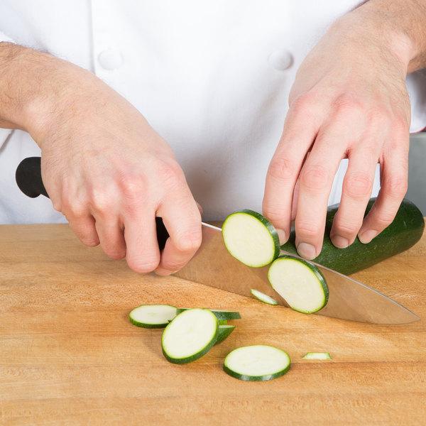 "Victorinox 5.2063.20 8"" Chef Knife with Fibrox Handle Main Image 2"