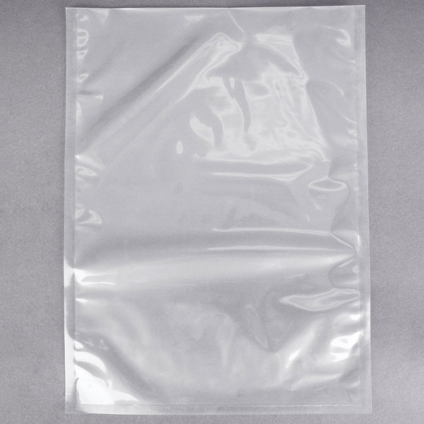 "ARY VacMaster 30731 12"" x 16"" Chamber Vacuum Packaging Pouches / Bags 3 Mil - 500/Case"