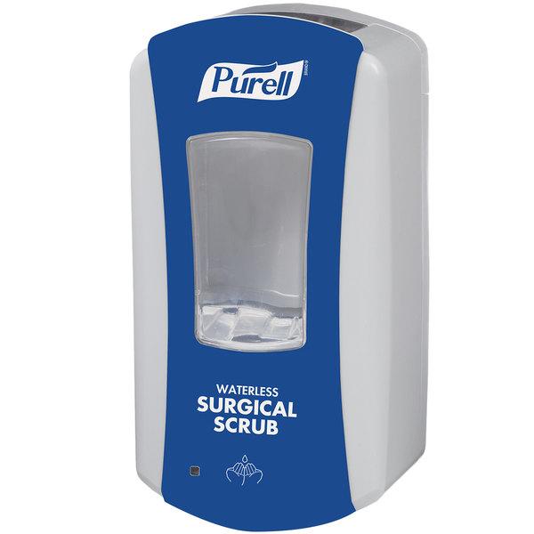 Purell® 1932-04 LTX Waterless Surgical Scrub Dispenser Main Image 1