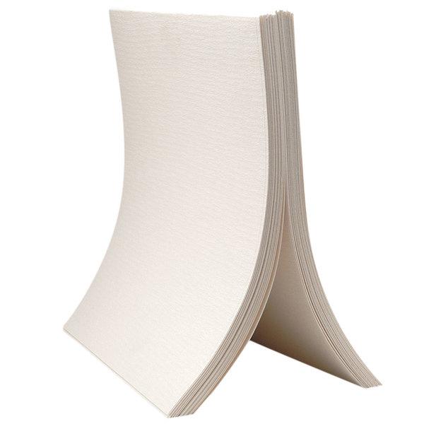 Pitco P5045157 Envelope Style Filter Paper - 100/Box