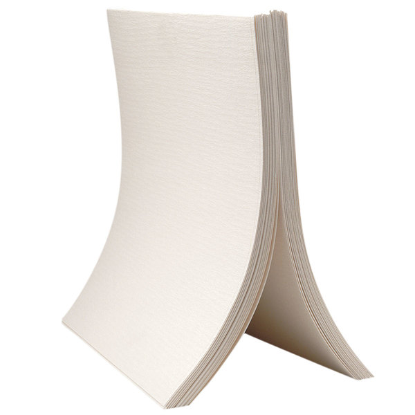 Pitco A6667104 Heavy-Duty Envelope Style Filter Paper - 100/Box Main Image 1