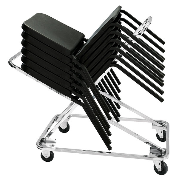 National Public Seating DY82 Melody Stack Chair Dolly