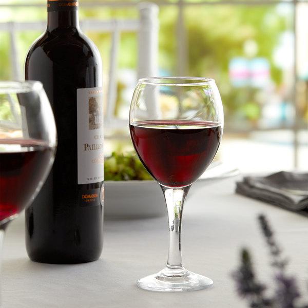 Acopa Bouquet 10.75 oz. Wine Glass - 12/Case Main Image 2