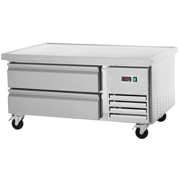"Arctic Air ARCB48 50"" Two Drawer Refrigerated Chef Base"