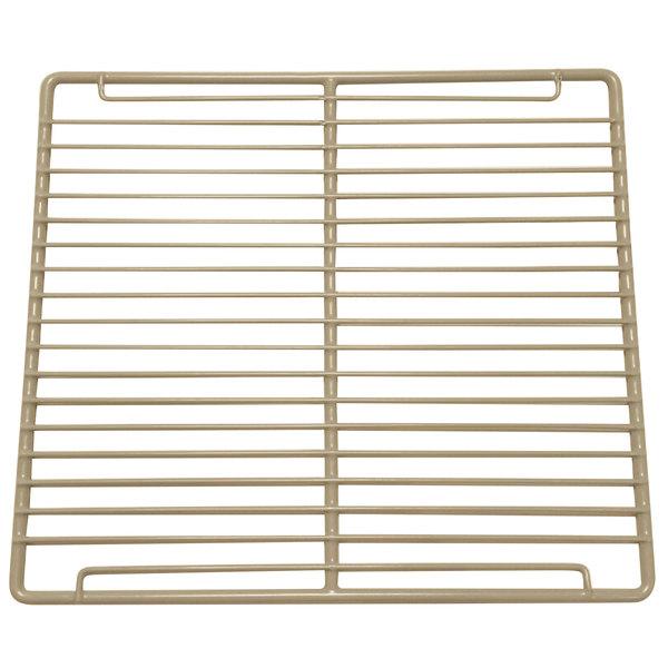 """Turbo Air WM37800100 Polyethylene-Coated Wire Shelf - 15"""" x 17"""""""