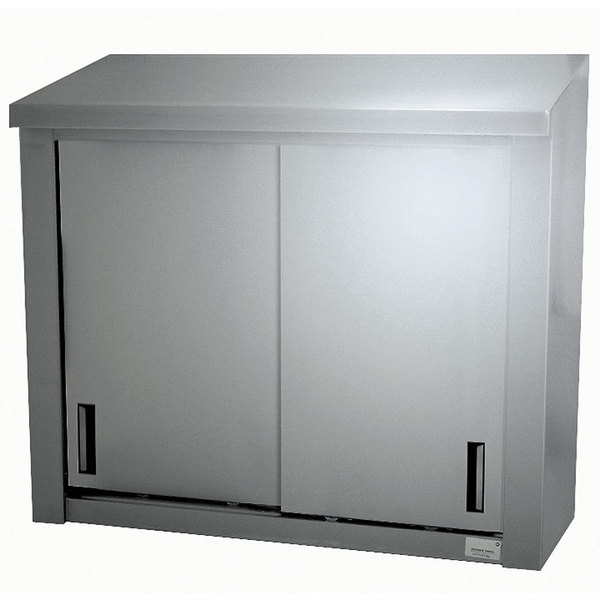Advance Tabco Wcs 15 72 72 Stainless Steel Wall Cabinet With
