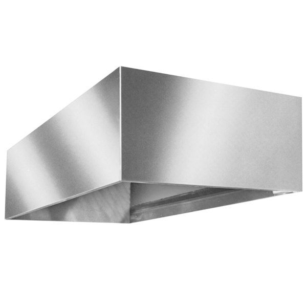 """Eagle Group HDC4860 Spec Air Condensate Exhaust Hood - 48"""" x 60"""" x 20"""" Main Image 1"""