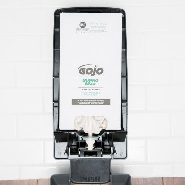 GOJO® 7572-02 TDX 5000 mL Supro Max Hand Cleaner - 2/Case