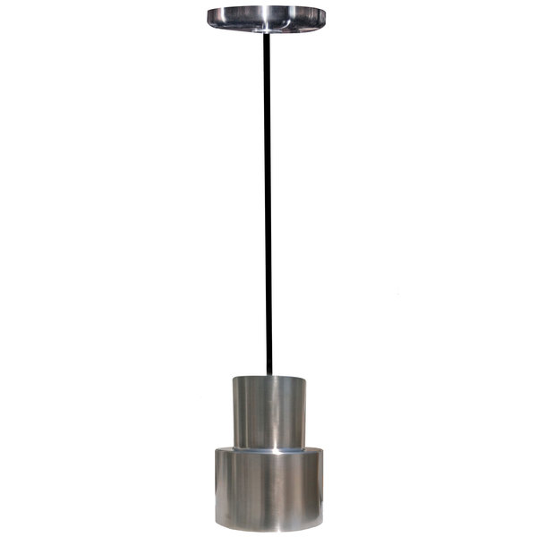 Hanson Heat Lamps 200-SMT-SS Rigid Stem Ceiling Mount Heat Lamp with Stainless Steel Finish