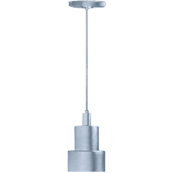 Hanson Heat Lamps 200-C-CH Ceiling Mount Heat Lamp with Chrome Finish