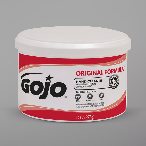 GOJO® 1109-12 14 oz. Original Formula Hand Cleaner - 12/Case Main Image 1