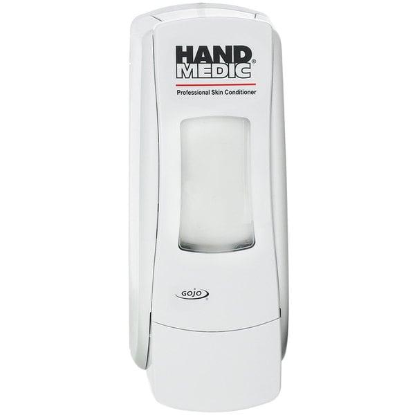 GOJO® 8781-06 Hand Medic ADX-7 White Dispenser