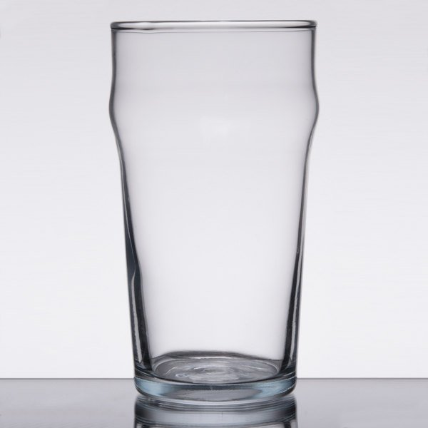 Core 20 oz. Pub Glass  - 12/Case