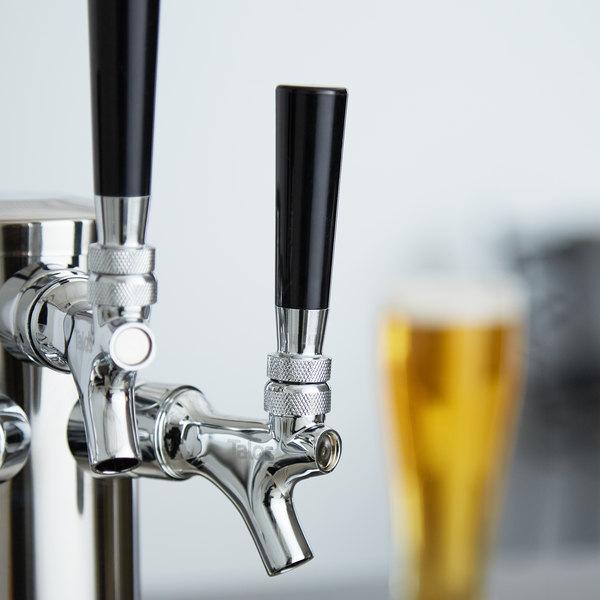 Beverage-Air 406-059A Equivalent Black Plastic Beer Tap Handle Main Image 4