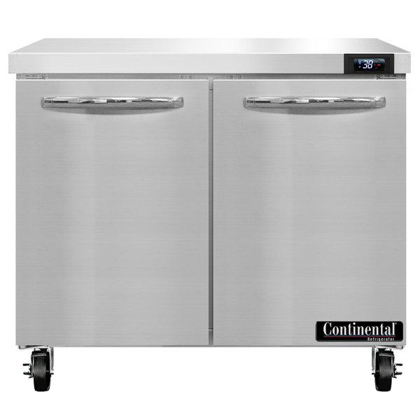 "Continental Refrigerator SW36 36"" Undercounter Refrigerator"