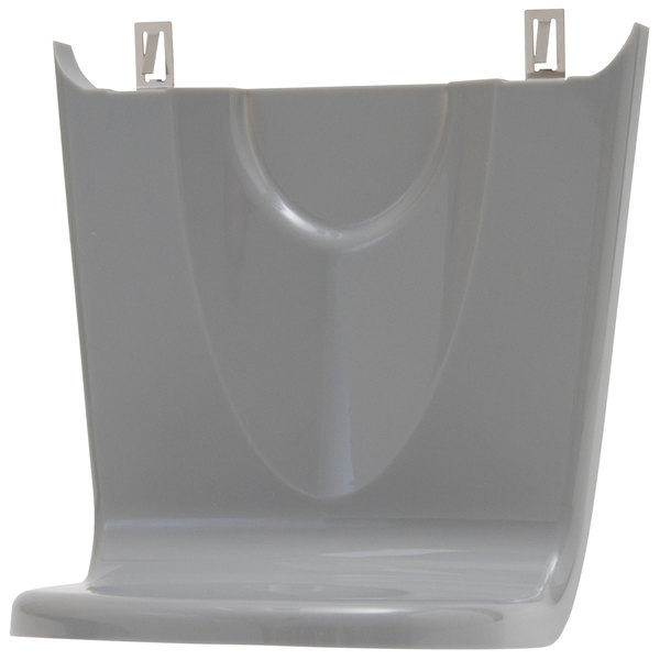 GOJO® 5145-06 FMX-12 Shield Gray Floor and Wall Protector - 6/Case