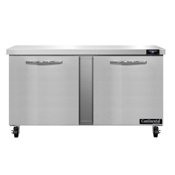 "Continental Refrigerator SW60 60"" Undercounter Refrigerator"