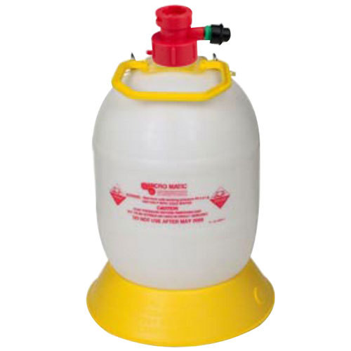 Micro Matic M15-808041 3.9 Gallon Beer Tap Cleaning Bottle for U Style Systems Main Image 1