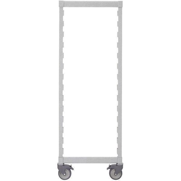"Cambro CPMPK2167480 Camshelving® Premium Mobile Post Kit 21"" x 67"""