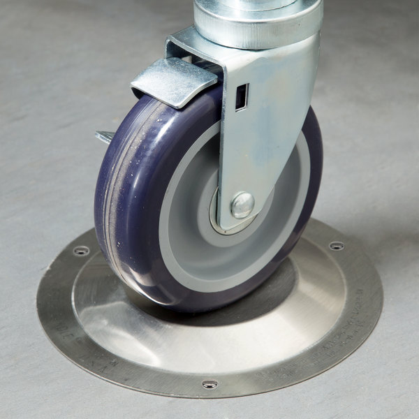 Eagle Group CC-S-2 Stainless Steel Caster Cradle Main Image 6