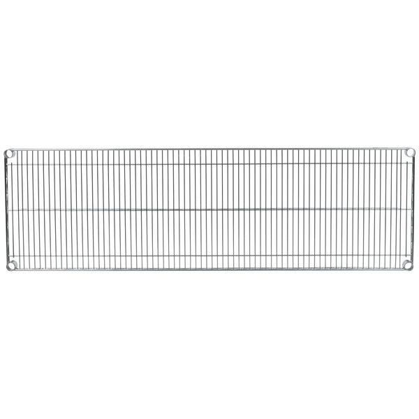 "Metro 1860NC Super Erecta Chrome Wire Shelf - 18"" x 60"""