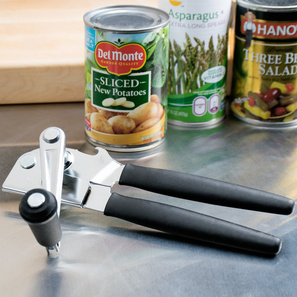 Swing-A-Way Large Crank Can Opener with Pivot Handle