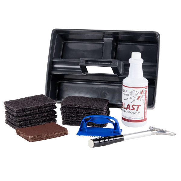 Griddle Gear Cleaning Kit Main Image 1