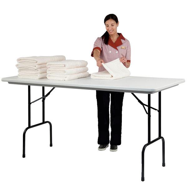 Correll 36 Bar Height Folding Table