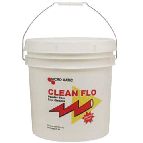 Micro Matic CFP-2 25 lb. / 400 oz. Clean Flo Powder