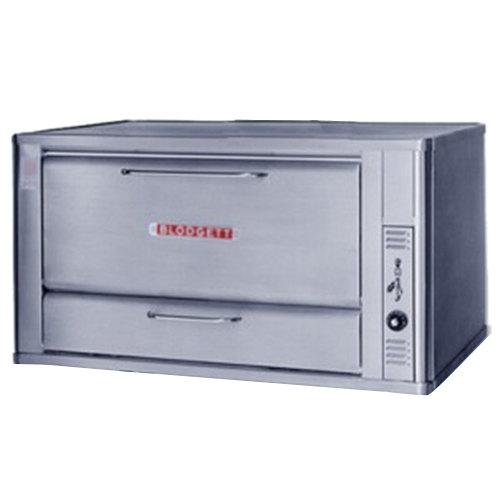 Blodgett 966 Natural Gas Replacement Base Unit Deck Oven - 50,000 BTU