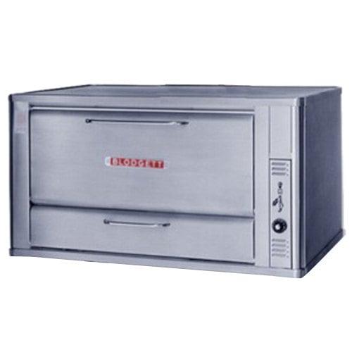 Blodgett 966 Liquid Propane Replacement Base Unit Deck Oven - 50,000 BTU