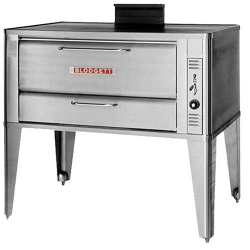 Blodgett 951 Liquid Propane Single Deck Oven with Draft Diverter - 38,000 BTU Main Image 1